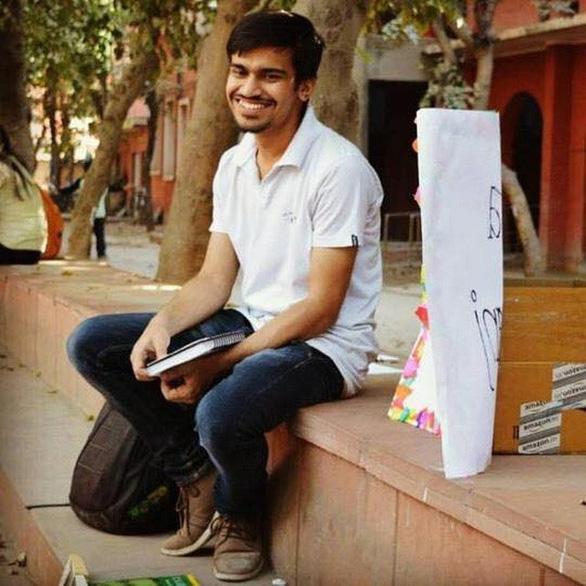 Đi Ấn Độ, thú vị với hàng rong sách - Ảnh 4.
