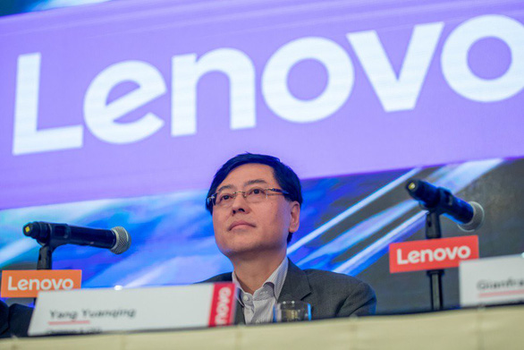 Lenovo bị bóc phốt với tên tài khoản Lenovo China - Ảnh 1.