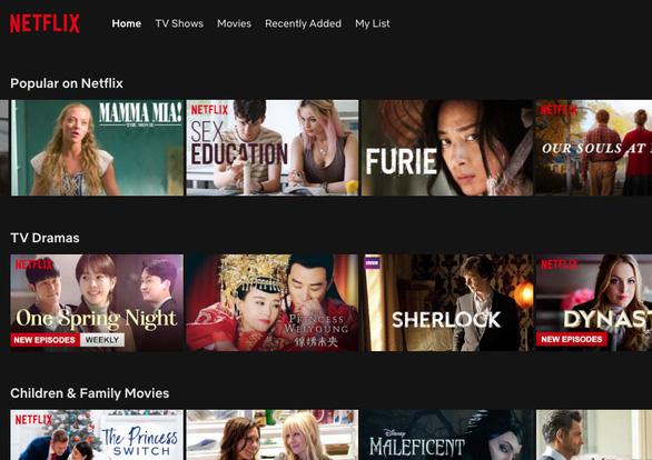 Sau 10 tiếng lên Netflix, Hai Phượng vào top được tìm kiếm nhiều nhất - Ảnh 1.