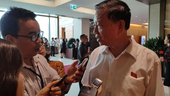 Bộ trưởng Tô Lâm: Đang làm rõ các cửa hàng lấy xăng giả từ nguồn Trịnh Sướng - Ảnh 1.