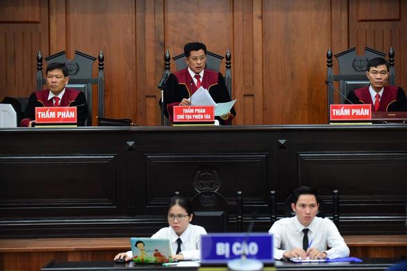 Y án Trần Phương Bình và Vũ nhôm, giảm án cho 4 thuộc cấp - Ảnh 1.