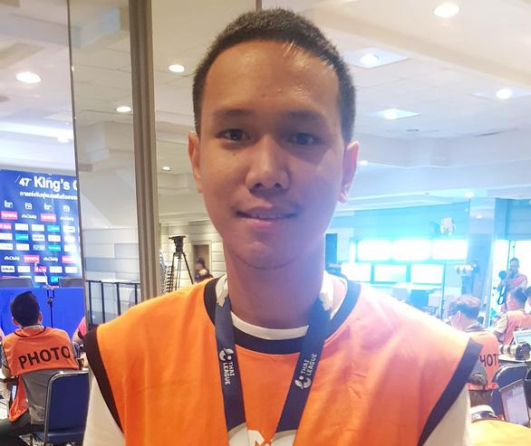 Phóng viên Thái Lan ca ngợi HLV Park Hang Seo - Ảnh 2.