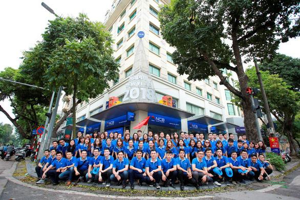 NCB tăng vốn nhờ sự đồng lòng của cán bộ nhân viên - Ảnh 1.