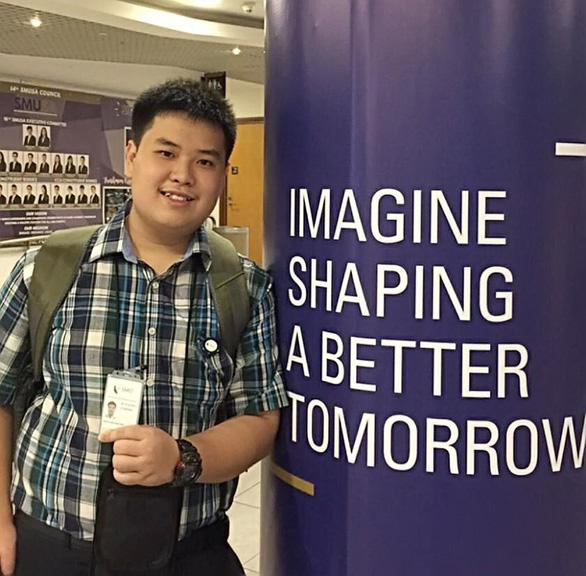 Cựu học sinh Asian School được tài trợ 50% học phí tạiHarvard châu Á - Ảnh 1.