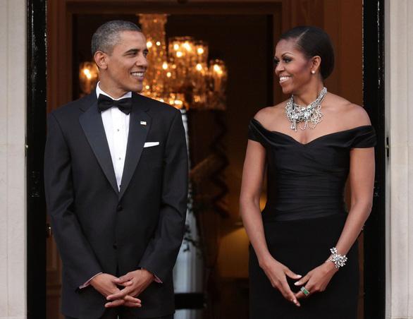 Vợ chồng ông Obamahợp tác sản xuất cho Spotify - Ảnh 1.