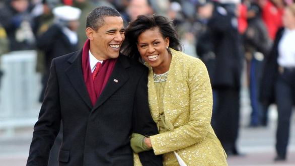 Vợ chồng ông Obamahợp tác sản xuất cho Spotify - Ảnh 2.