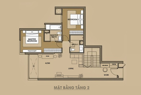 Không gian bình yên trong căn hộ duplex giữa lòng Hà Nội - Ảnh 12.