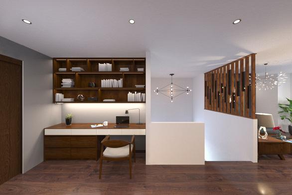 Không gian bình yên trong căn hộ duplex giữa lòng Hà Nội - Ảnh 7.