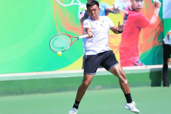 Lý Hoàng Nam vào chung kết đôi Giải chuyên nghiệp Hong Kong - Ảnh 1.