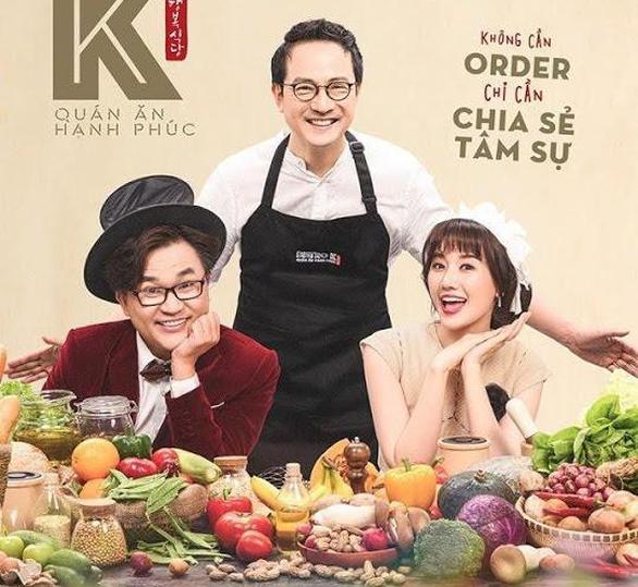 Đầu bếp Lee Wook Jung mời Hari Won, Đại Nghĩa vào Quán ăn hạnh phúc - Ảnh 3.