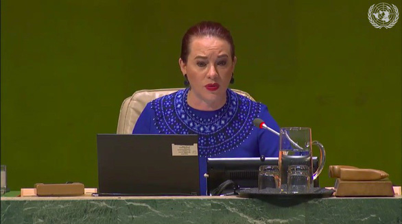 Việt Nam trúng cử ủy viên không thường trực HĐBA Liên Hiệp Quốc - Ảnh 2.