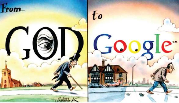 Thêm bất an vì sự biết tuốt của Google - Ảnh 1.