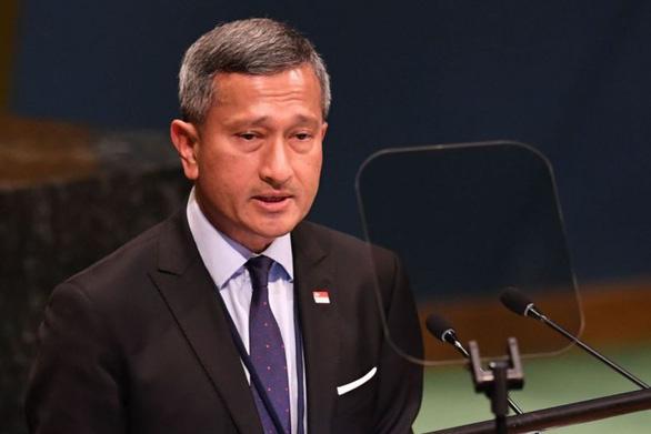 Ngoại trưởng Singapore: Phát biểu của Thủ tướng Lý không có ý xúc phạm Việt Nam và Campuchia - Ảnh 1.