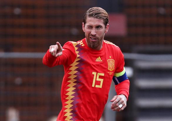 Tây Ban Nha đè bẹp Đảo Faroe ở vòng loại Euro 2020 - Ảnh 1.
