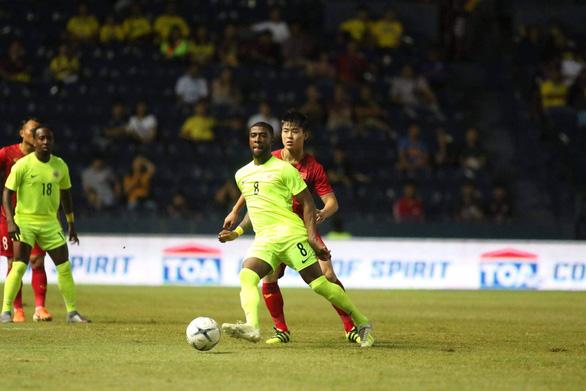 Thua Curacao trên chấm luân lưu, Việt Nam về nhì ở King's Cup 2019 - Ảnh 1.