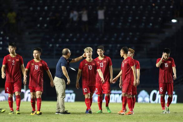 Thua Curacao trên chấm luân lưu, Việt Nam về nhì ở King's Cup 2019 - Ảnh 4.
