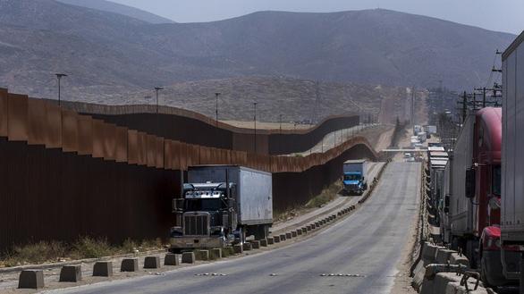 'Thương chiến' Mỹ - Mexico đã được thỏa thuận - Ảnh 1.