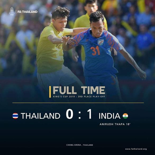 Chúng tôi cảm thấy quá xấu hổ cho bóng đá Thái Lan - Ảnh 1.