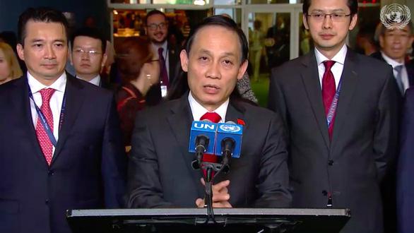 Việt Nam trúng cử Hội đồng Bảo an: vinh dự lớn, trách nhiệm nặng nề - Ảnh 1.