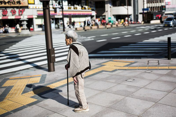 Ở Nhật Bản, lần đầu tiên G20 bàn về… người già - Ảnh 1.