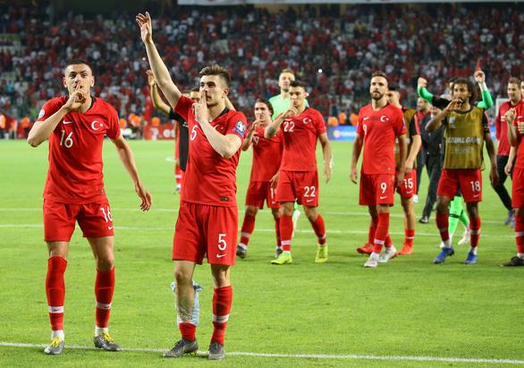 Không có nổi một cú dứt điểm trúng đích, Pháp thua sốc Thổ Nhĩ Kỳ - Ảnh 2.