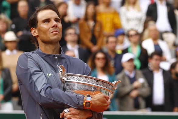 Nadal lần thứ 12 vô địch Roland Garros - Ảnh 1.