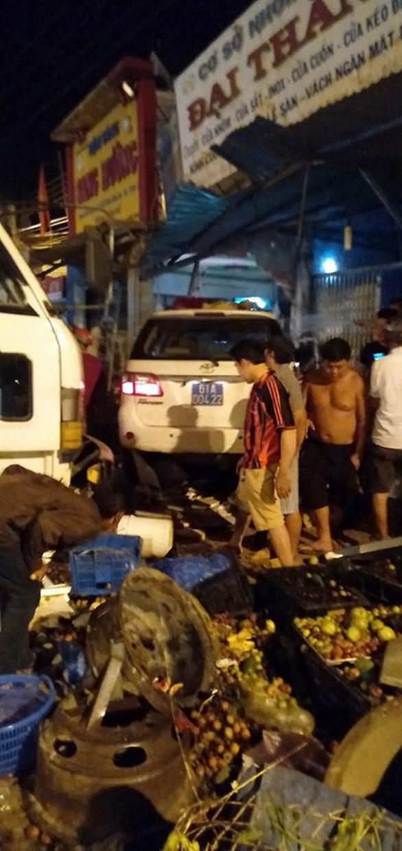 Xe CSGT Bình Dương gây tai nạn, 1 người tử vong - Ảnh 5.