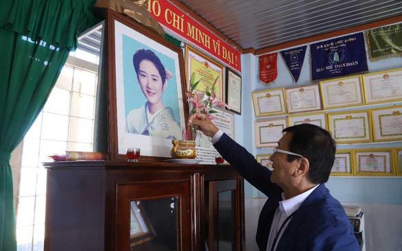 Ông bố người Nhật và ngôi trường ở Quảng Nam - Ảnh 2.