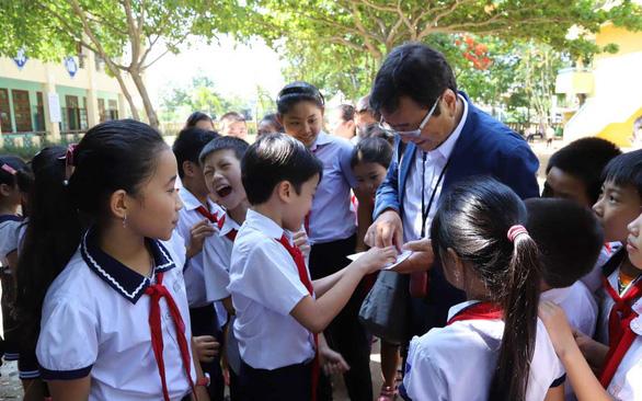Ông bố người Nhật và ngôi trường ở Quảng Nam - Ảnh 1.