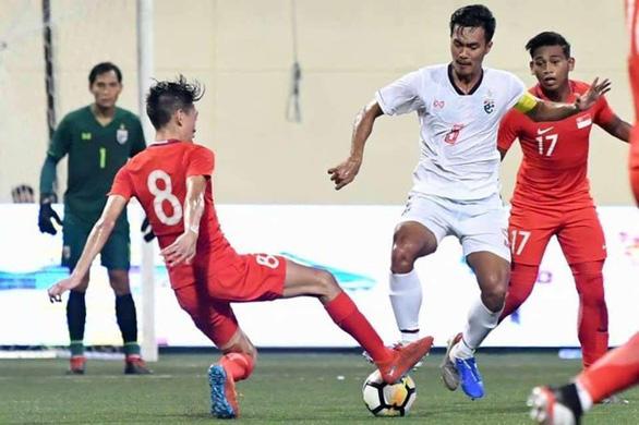Hết đội tuyển quốc gia, đến lượt U23 gieo sầu cho người Thái - Ảnh 1.
