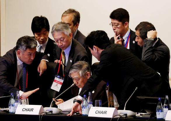 G20 cảnh báo nguy cơ kinh tế, thống nhất quy tắc AI - Ảnh 1.