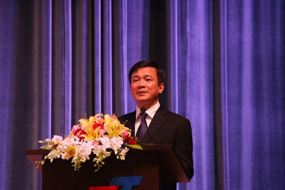Đề nghị thẩm định chức danh giáo sư của hiệu trưởng ĐH Tôn Đức Thắng - Ảnh 1.