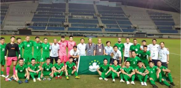Rút khỏi World Cup 2022, cầu thủ Macau dọa bỏ đội tuyển vĩnh viễn - Ảnh 1.