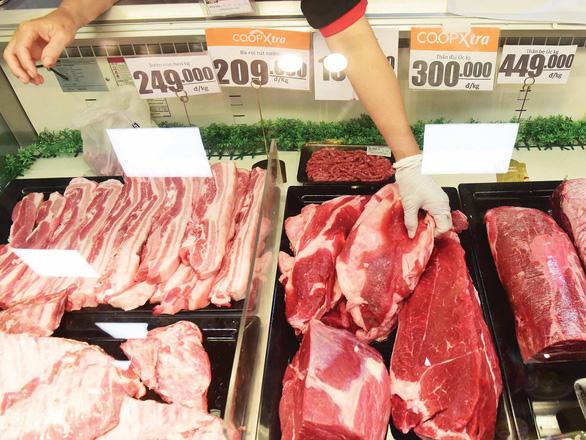 Thịt bò thay thịt heo: Tại sao không? - Ảnh 1.