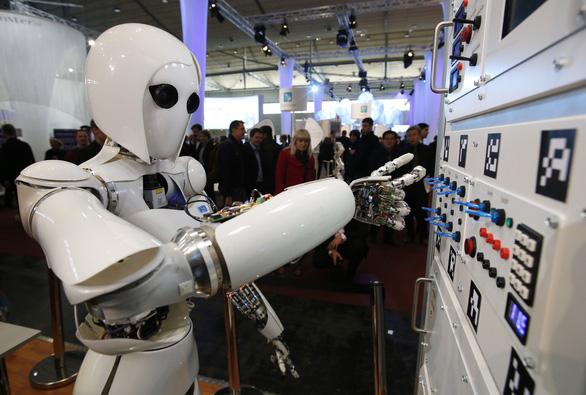 G20 cảnh báo nguy cơ kinh tế, thống nhất quy tắc AI - Ảnh 2.
