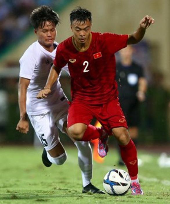 U23 Việt Nam lứa đàn em bắt đầu được mài giũa ra trò - Ảnh 1.