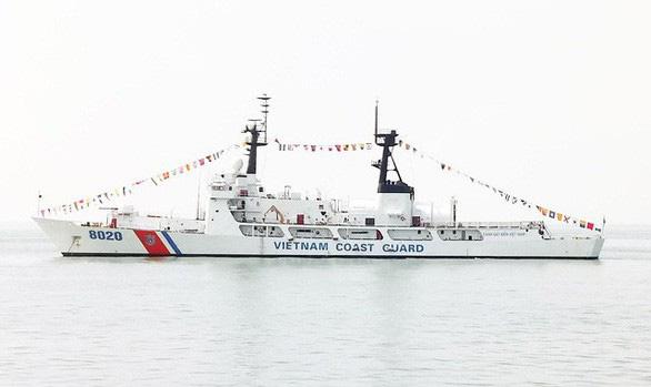 Từ ngày 1-7-2019: Cảnh sát biển được quyền truy đuổi tàu thuyền vi phạm chủ quyền - Ảnh 1.