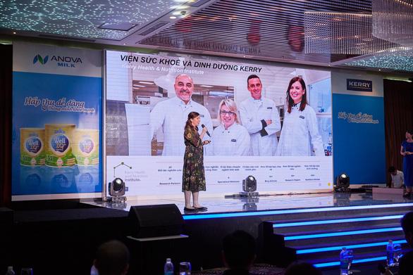 Anova và Kerry cam kết mang lại sữa dinh dưỡng chất lượng cao - Ảnh 1.