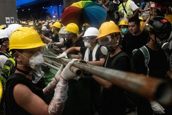 Bà Lâm Nguyệt Nga muốn đối thoại với giới trẻ Hong Kong - Ảnh 2.