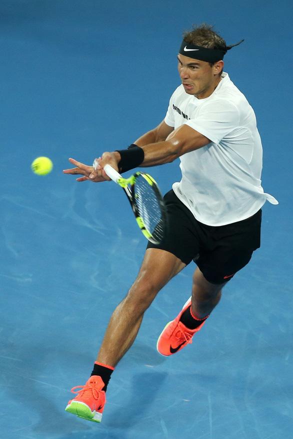 Giải quần vợt Wimbledon 2019: Nadal - hổ xuống đồng bằng... - Ảnh 1.
