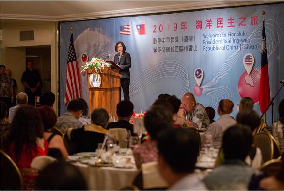 Thăm các đồng minh, lãnh đạo Đài Loan dừng chân ở Mỹ 4 đêm - Ảnh 2.