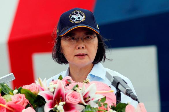 Thăm các đồng minh, lãnh đạo Đài Loan dừng chân ở Mỹ 4 đêm - Ảnh 1.