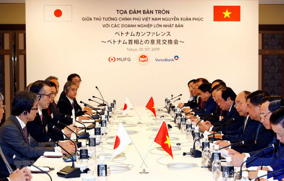 Thủ tướng: Tôi khuyến khích các bạn đầu tư FDI chất lượng cao vào Việt Nam - Ảnh 1.