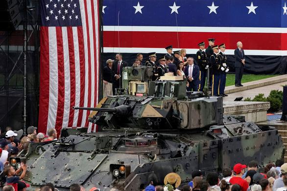 Bộ Quốc phòng Mỹ chi 1,2 triệu USD cho lễ Quốc khánh - Ảnh 1.