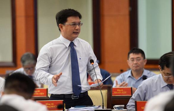Bí thư Thành ủy TP.HCM yêu cầu sớm chấm dứt tình trạng xây dựng không phép - Ảnh 4.