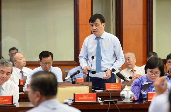 Bí thư Thành ủy TP.HCM yêu cầu sớm chấm dứt tình trạng xây dựng không phép - Ảnh 2.