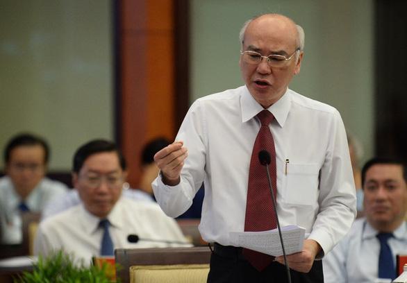 Bí thư Thành ủy TP.HCM yêu cầu sớm chấm dứt tình trạng xây dựng không phép - Ảnh 5.