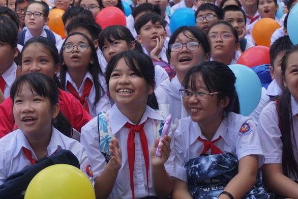 Thông báo mới nhất: Học sinh TP.HCM nghỉ Tết Nguyên đán 15 - 16 ngày - Ảnh 1.
