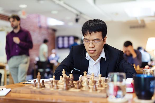 Lê Quang Liêm và những mốc son cho cờ vua Việt Nam - Ảnh 1.