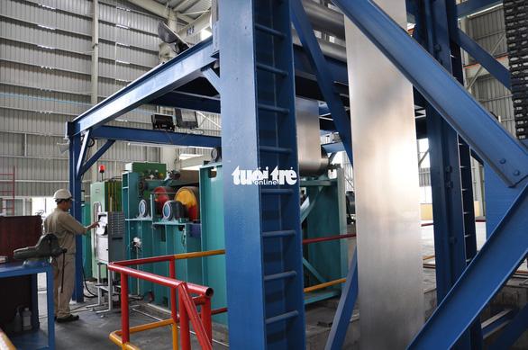 Mỹ áp thuế cao, ngành thép Việt tăng nguồn cung nguyên liệu trong nước - Ảnh 1.